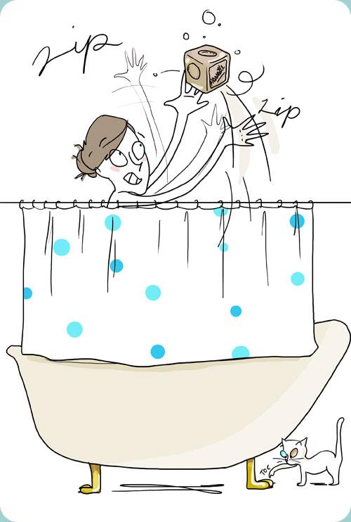 Comment Dessiner Une Douche